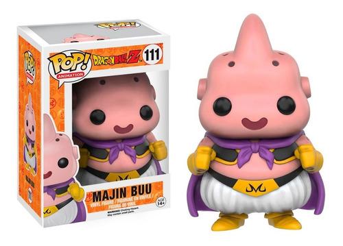 funko pop majin buu #111 dragon ball z anime manga figuras
