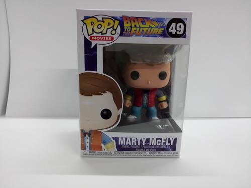 funko pop marty mc fly local/envíos