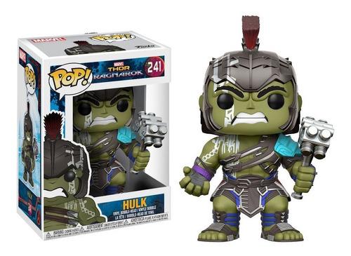 funko pop marvel #241 thor ragnarok hulk nortoys