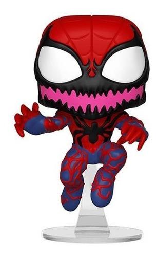 funko pop marvel 486 spider-carnage nuevo magic4ever