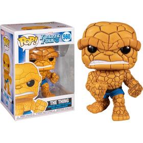 Funko Pop! Marvel #560 Fantastic 4 The Thing Nortoys