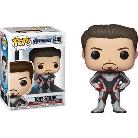Funko Pop Marvel Avengers Endgame #449 Tony Stark Nortoys