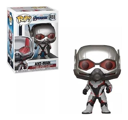 funko pop! marvel: avengers endgame - ant-man envío gratis