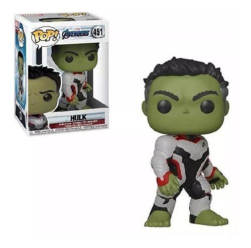 funko pop! marvel: avengers endgame - hulk envío gratis