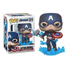 Funko Pop! Marvel: Capitan America #573