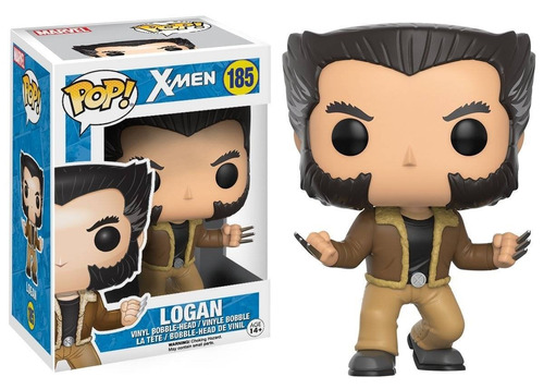 funko pop marvel: figura de acción de x-men-l + envio gratis
