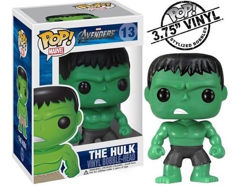 funko pop marvel hulk (vaulted)