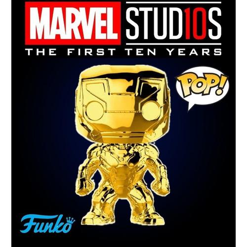 funko pop marvel studios 375 iron man nuevo magic4ever