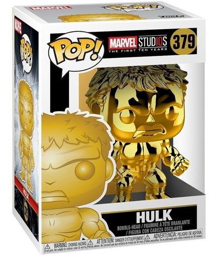 funko pop marvel studios 379 hulk nuevo magic4ever