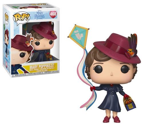 funko pop mary poppins returns with kite orig. - minijuegos