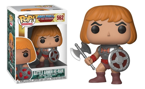 funko pop! masters of the universe: he man #562