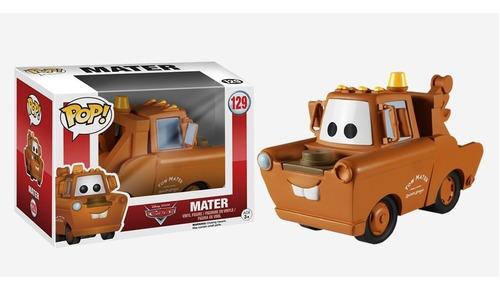 funko pop mater cars disney coleccion muñeco original