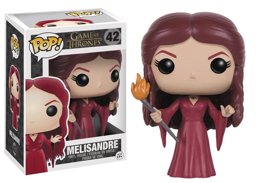 funko pop melisandre game of thrones vinyl juego de tronos