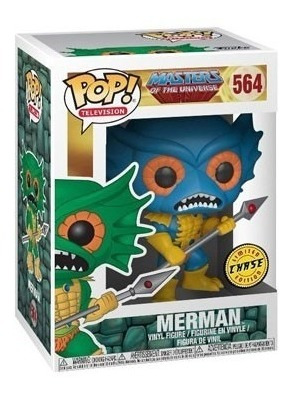 funko pop merman chase edition - play for fun