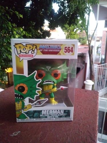 funko pop merman master of the universe 539 - titi toys