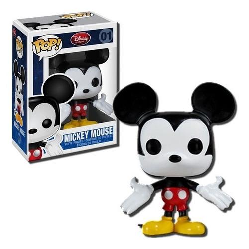 funko pop mickey mouse 01  linea pop disney original