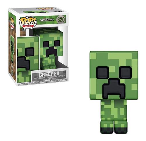 funko pop! minecraft - creeper #320