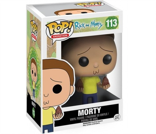 funko pop - morty