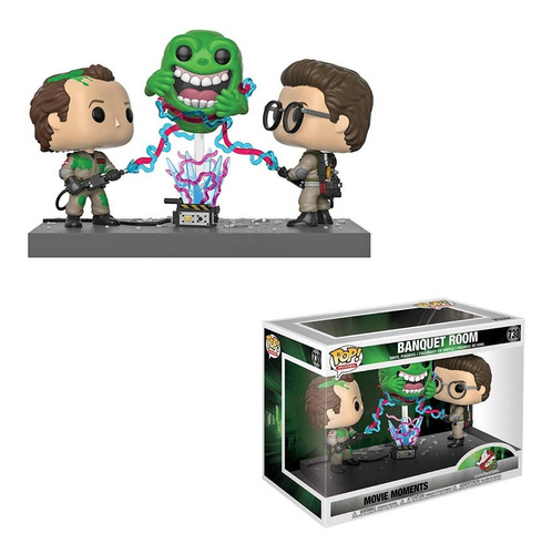 funko pop! movie moments: ghostbusters - banquet room