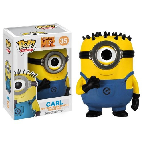 funko pop movies despicable me: carl   buho store