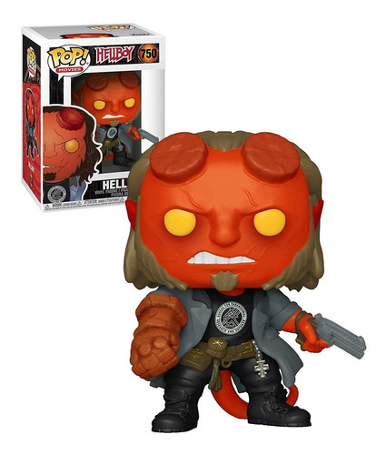 funko pop movies hellboy #750 / mipowerdestiny
