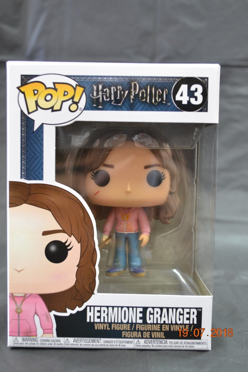 Funko Pop Hermione Granger with Time Turner #43 Harry Potter POP