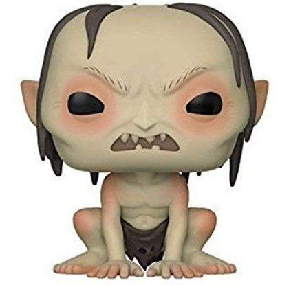 funko pop! movies: lord of the rings - gollum - 532