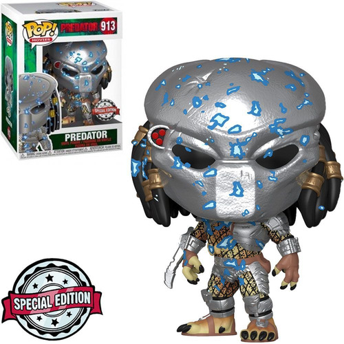 funko pop movies predator exclusive - the predator 913