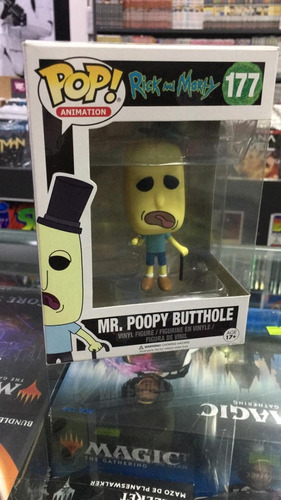 funko pop! mr. poopy butthole # 177