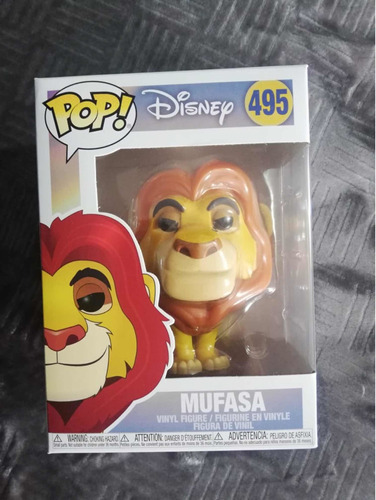 funko pop mufasa
