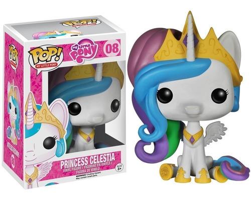 funko pop my little pony celestia (vaulted)