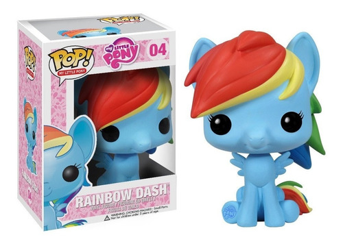 funko pop my little pony rainbow dash (vaulted)