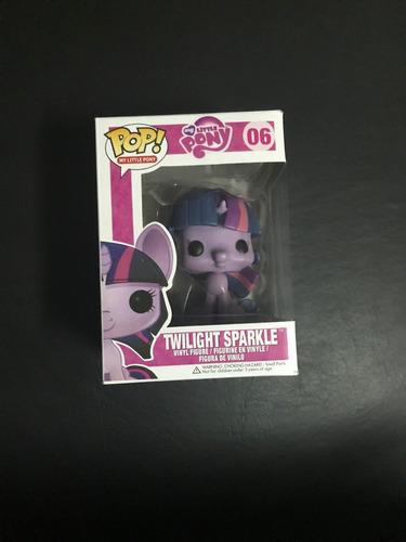 funko pop my little pony. twilight sparkle #6
