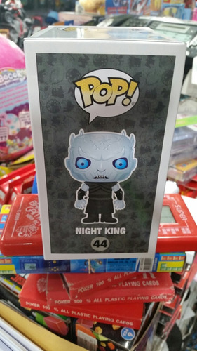 funko pop night king 44 game of thrones