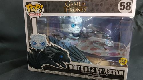 funko pop night king game of thrones