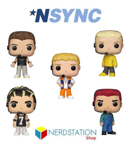 funko pop! nsync original coleção completa