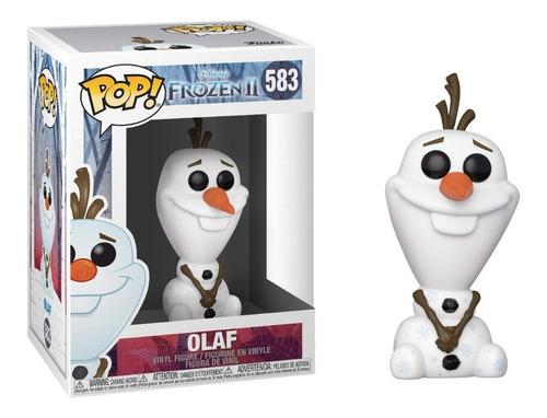 funko pop olaf #583 frozen 2 disney jugueterialeon