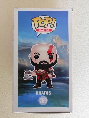 funko pop original kratos