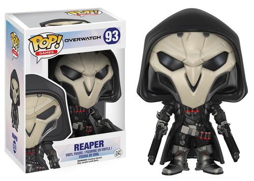 funko pop! overwatch - reaper #93