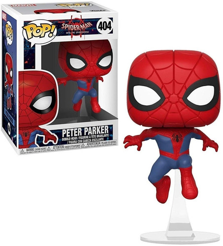 funko pop peter parker 404 - spider-man