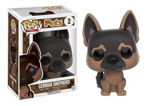 funko pop pets perro  pastor aleman  buho store