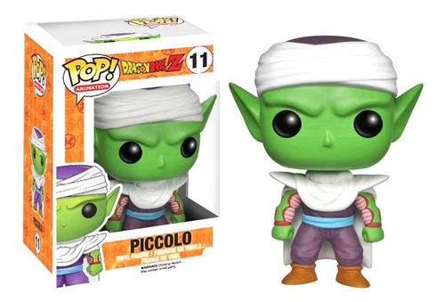 funko pop piccolo dragon ball z original