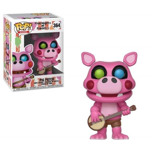funko pop pig patch 364 five nights at freddys baloo toys