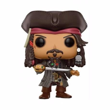 funko pop piratas del caribe capitan jack sparrow captain