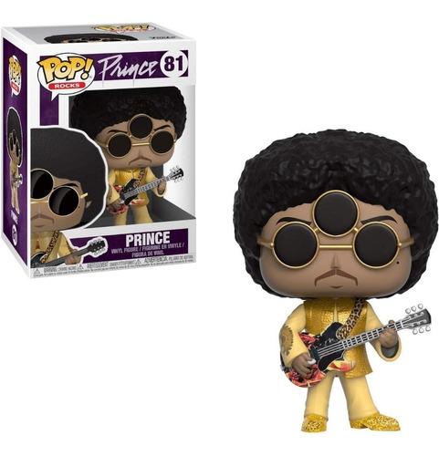 funko pop! prince 81 - prince muñeco original coleccionable