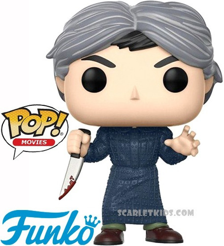 funko pop psycho norman bates 466 original scarlet kids