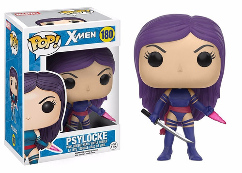 funko pop psylocke x-men marvel x men figura firewolf