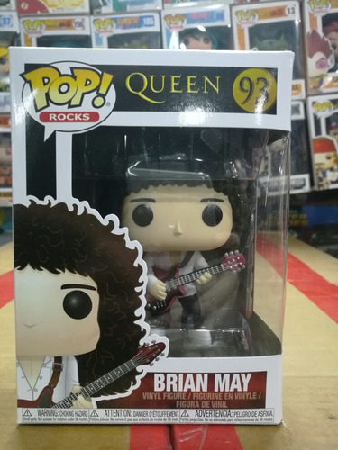 funko pop queen n° 93 brian may