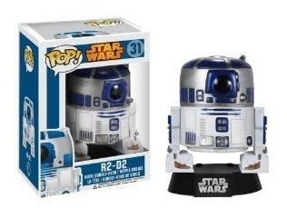 funko pop r2-d2 star wars the force awakenes vinyl nuevo