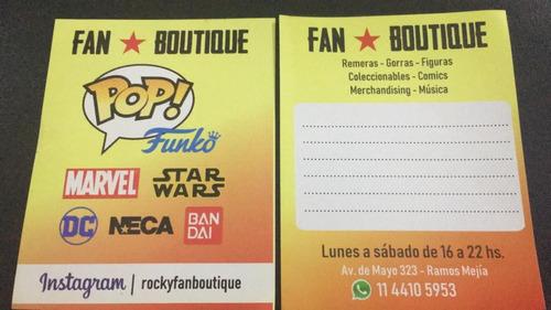 funko pop! raiden (mortal kombat) - zona oeste - en stock!